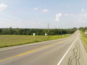 Letzte Abfahrt nach Elora