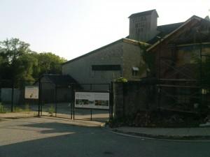 Elora Mill Inn, auch irgendwie historisch wertvoll, aber fragt nicht...