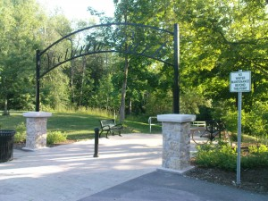 Victoria Park in Elora