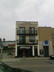Für die einen ist es nur ein Haus in uptown Waterloo, für Mich ist es ein Verweis auf diesen wundervollen Blog