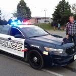 Hier könnte man wohl Polizist werden.